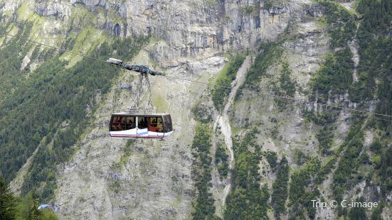 Stechelberg-Schilthorn Cable Car