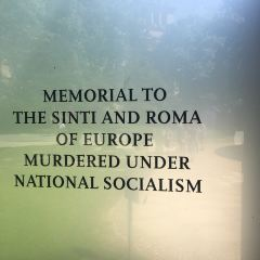 Memorial to the Sinti and Roma Murdered under the National Socialist Regime User Photo