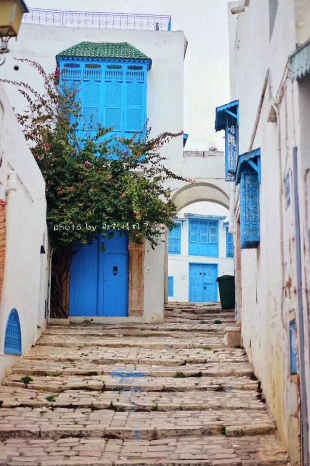 當摩洛哥人頭攢動之時,這個小眾免簽國還人少景美,不早去就晚了 突尼西亞