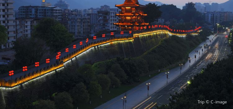 Duanzhou Ancient City Wall1