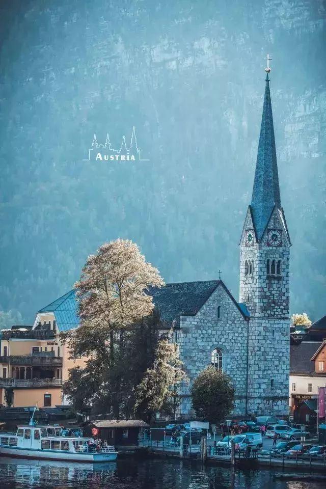 又一個天堂小鎮爆紅,無論怎麼拍都像明信片!