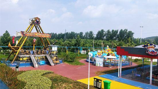 青山景區遊樂場