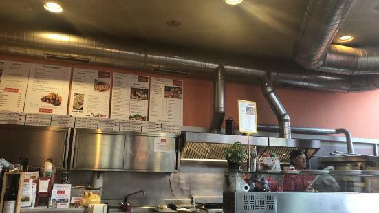 Angolo Pizza & Burger