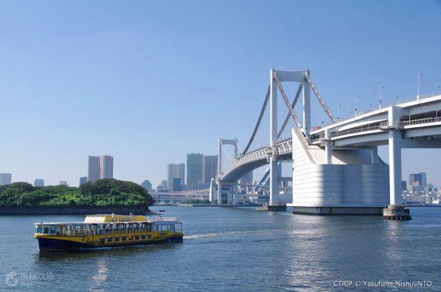 在最美的季節,遊醉美東京,泡醉柔箱根