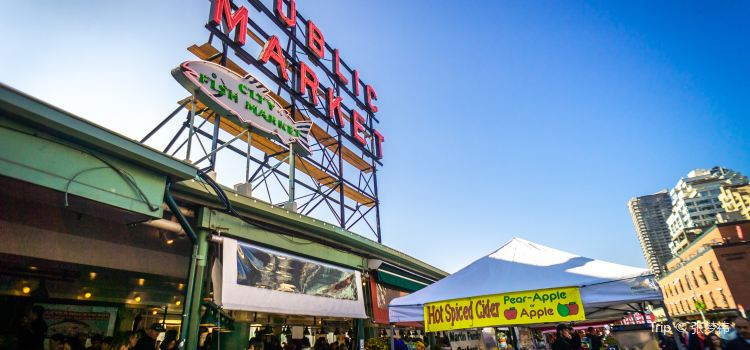 Pike Place Market1