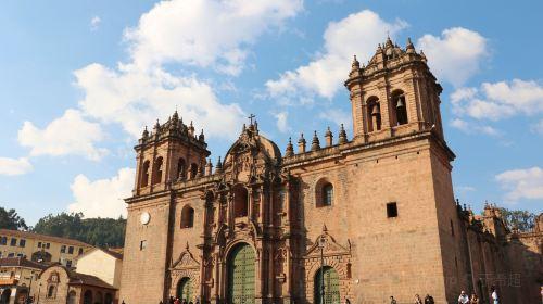 Catedral del Cuzco o Catedral Basilica de la Virgen de la Asuncion