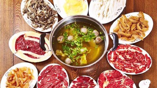 汕頭八合裏海記牛肉火鍋店(揚名分店)