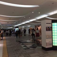 Sapporo Underground Pedestrian Space User Photo