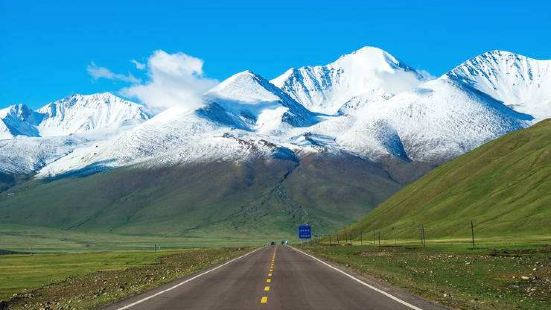 Sichuan Tibet Highway (southern route)