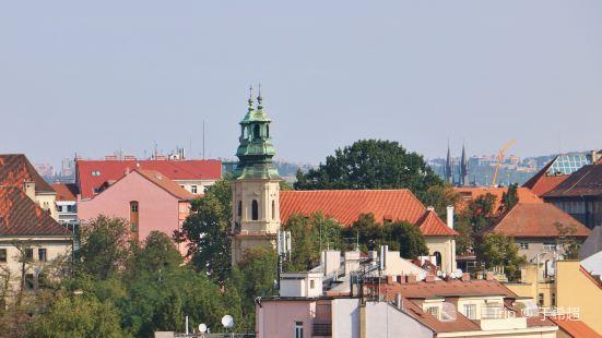 The Church of St. Jana Nepomuckeho