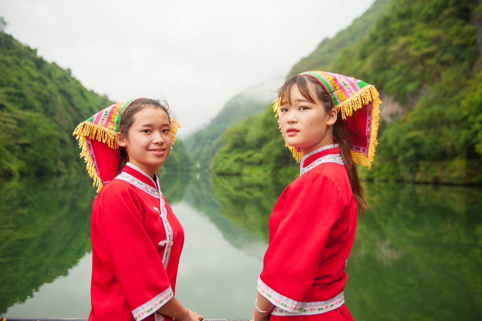 Woman in Qingyuan