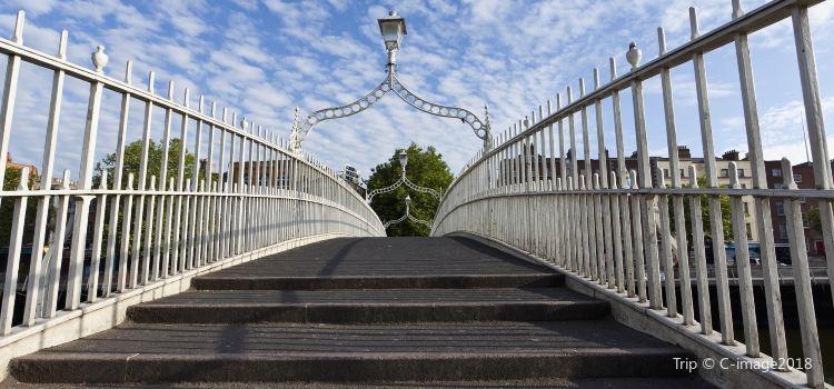 Halfpenny Bridge2