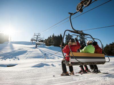 必捷滑雪場