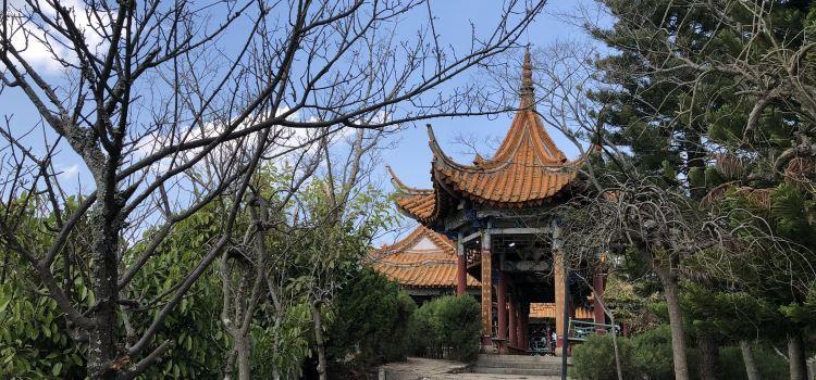 Jiangchuan Gushan Scenic Area2