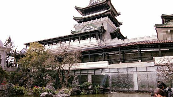 粵劇藝術博物館-遊覽圖