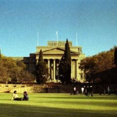 Witwatersrand (Wits) University User Photo