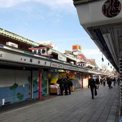 Nakamise-dori Street User Photo