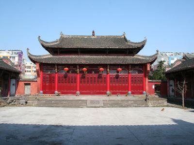 霍山縣孔廟