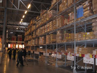 IKEA (Flagship Store in Sweden)