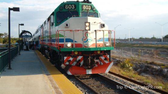 Sheridan Tri-Rail Station