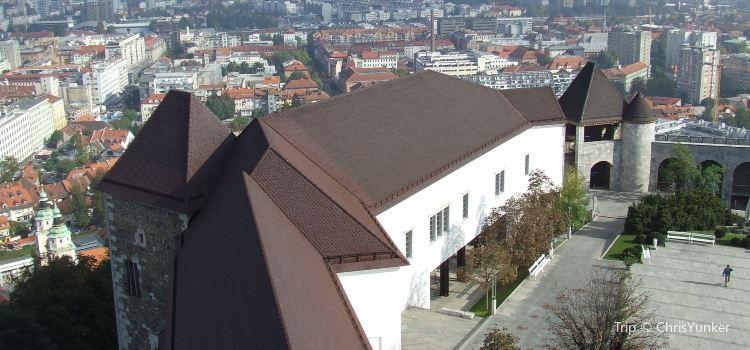 Ljubljana Castle3