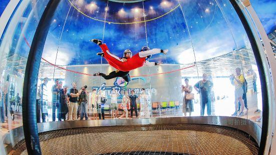 飛行家室內跳傘(風洞飛行)