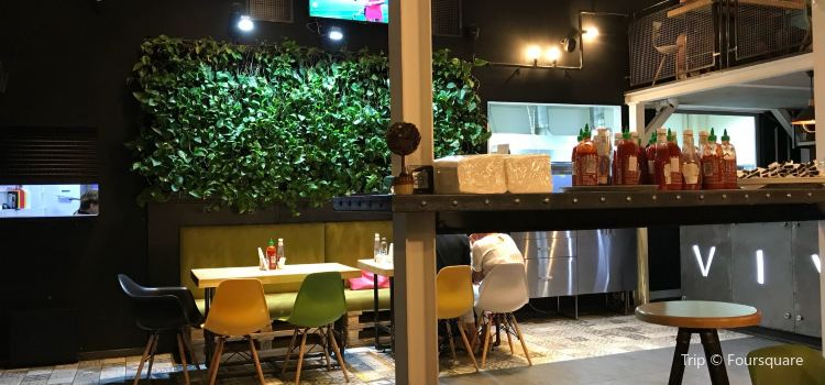 Vivo Fusion Food Bar3