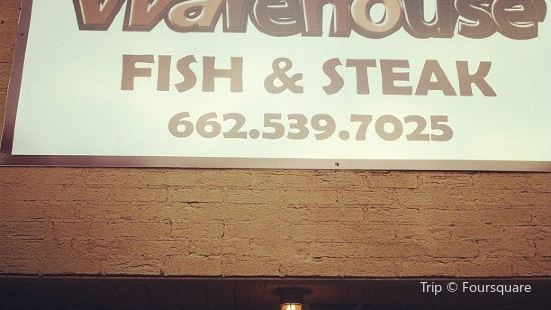 The Warehouse Fish And Steak