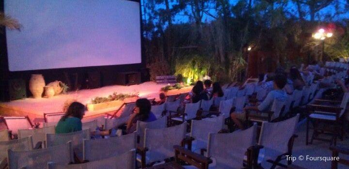 Open Air Cinema Kamari3