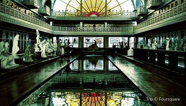 游泳池工業藝術博物館