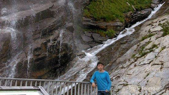Fensterbach-Wasserfall