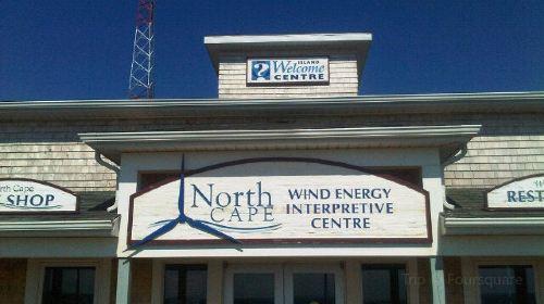 North Cape Wind Energy Interpretive Centre