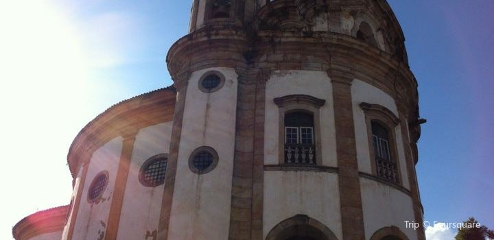 Our Lady of Rosario dos Pretos church