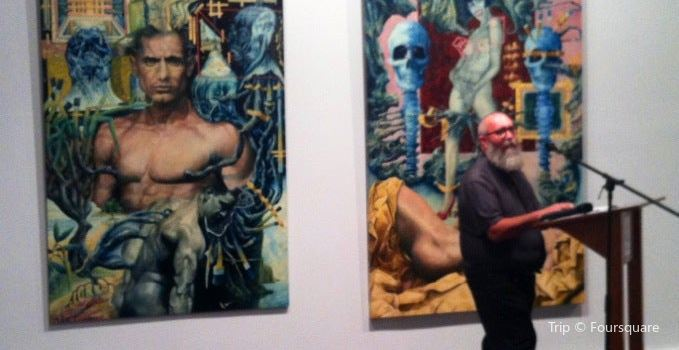 Perc Tucker Regional Gallery1