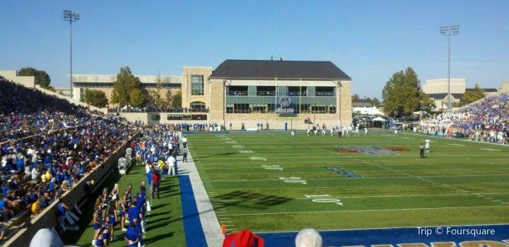 Skelly Field at H. A. Chapman Stadium1