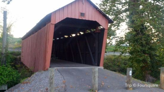 Simpson Creek Covered Bridge