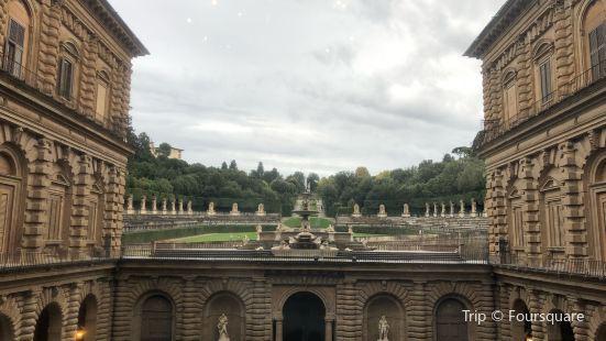 Galleria Palatina e Appartamenti Reali