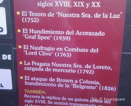 Museo de los Naufragios y Tesoros3