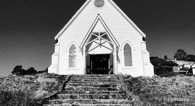 Old St Hilary's Church1
