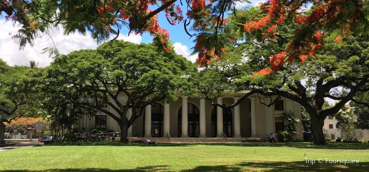 Hawaii State Library2