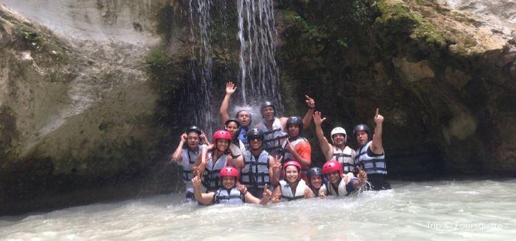 27 Waterfalls of Damajagua1