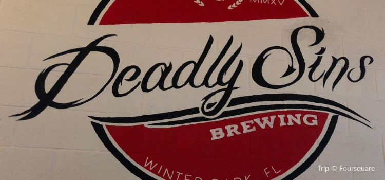 Deadly Sins Brewing