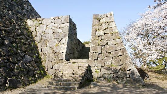 福岡城遺址
