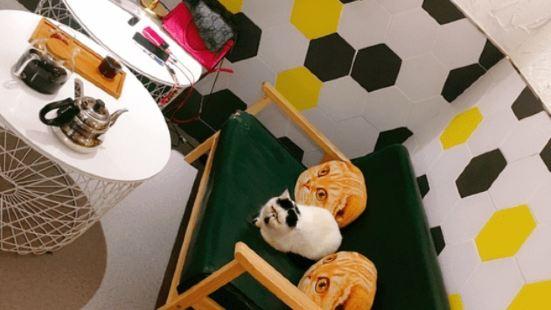 豆老闆的貓咖啡