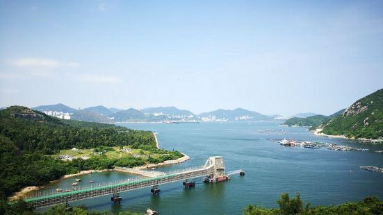 蘆須城泳灘