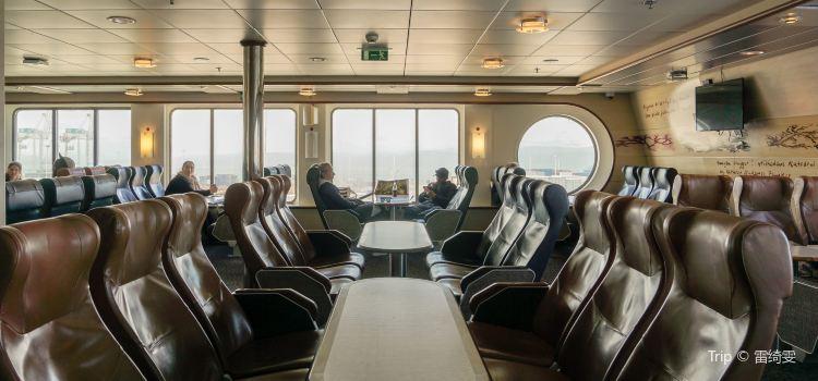 庫克海峽渡輪1
