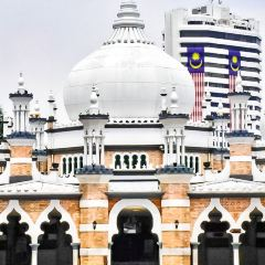 Jamek Mosque User Photo