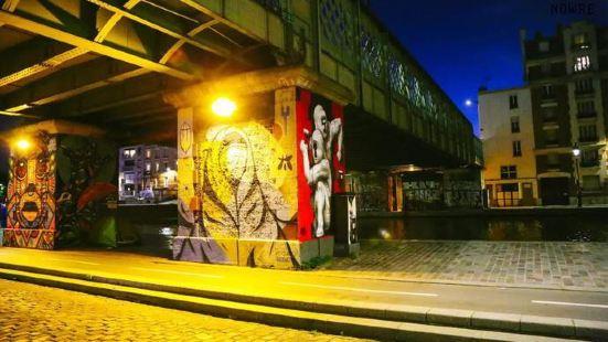 街頭藝術城
