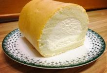波士顿美食图片-奶油卷