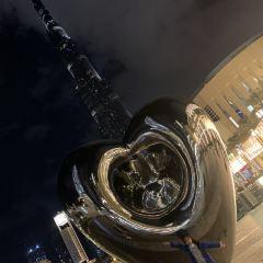 At the top Burj Khalifa User Photo
